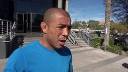 José Aldo se reúne em Las Vegas com direção do UFC para definir futuro