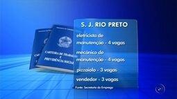 PAT divulga oportunidades de emprego para Araçatuba