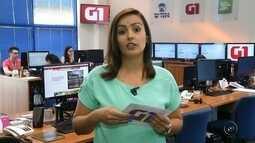Natália de Oliveira traz os destaques do G1 Rio Preto e Araçatuba nesta quinta-feira
