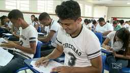 Estudantes de São Luís fazem simulados e usam as redes sociais para o Enem