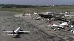 Antena Paulista comemora o Dia do Aviador visitando o aeroporto de Cumbica