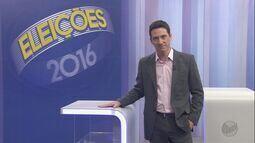 Candidatos a prefeito de Franca, SP, participam de debate na EPTV