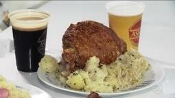 Feiras gratuitas oferecem diversos tipos de pratos para todos os gostos
