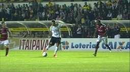Melhores momentos de Criciúma 1 x 2 Atlético-GO pela 32ª rodada do Brasileirão Série B