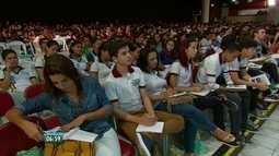 Aulão do Projeto Educação reúne mais de 5 mil pessoas