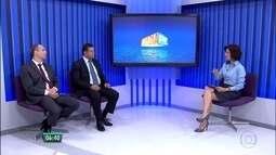 Conselheiro do TCE e promotor explicam regras de transição nas prefeituras