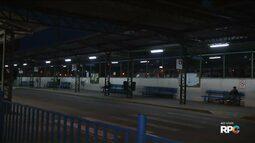 Motoristas e cobradores do transporte público de Araucária entram hoje em greve