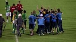 Boa Esporte e Guarani avançam para as finais da Série C do Brasileirão