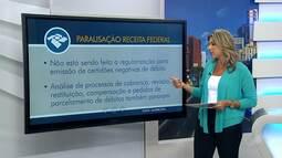 Analistas Tributários da Receita Federal fazem paralisação até quarta-feira (26)