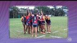 Delta Rugby feminino se destaca e garante taça prata