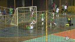 Chuva de gols marca 3ª rodada da Copa TV Asa Branca de Futsal