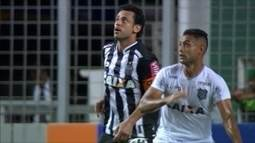 Henrique Fernandes analisa momento do Atlético-MG
