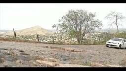 Estrutura do Pico da Ibituruna preocupa turistas e moradores