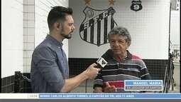 Manoel Maria, ex-companheiro no Santos, falam sobre o falecimento de Carlos Alberto Torres