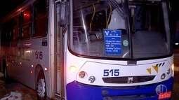 Ônibus é assaltado em Parnamirim