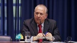 Comissão ouve depoimento de Sebastião Misiara na CPI da Máfia da Merenda