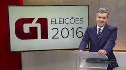 G1 promove debate com candidatos às Prefeituras de São Bernardo do Campo e Mauá