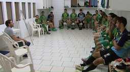 Coach esportivo ajuda time de futsal do Marechal Cândido Rondon a se destacar