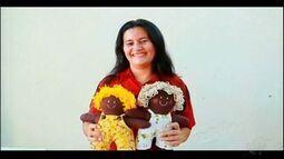 Vida Real conta a história da artesã Nagila Gomes