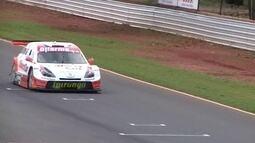 Stock Car acelera pela primeira vez em Curvelo, Minas Gerais