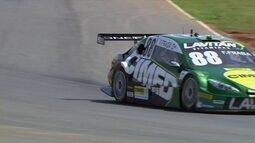 Felipe Fraga conquista a pole na etapa de Curvelo da Stock Car