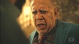 'Velho Chico' foi a primeira experiência de Saulo Laranjeiras em novelas