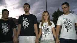 Jovens solidários: Eu Amo Vida e Streetstyle também reúnem voluntários - bloco 2