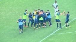 Os gols de Real Noroeste 0 x 2 Espírito Santo pela Seletiva para a Série D 2017