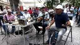 Samba comemora 100 anos de existência
