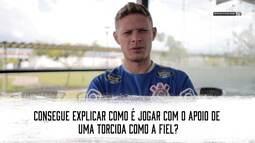 Vai, Corinthians - 10 perguntas para Marlone