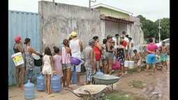 Problema em bomba d´água afeta mais de 100 mil pessoas em Marabá
