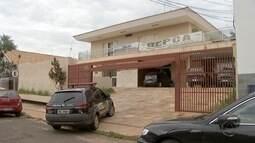 Adolescentes que teriam sido vítimas de aliciadores chegam a Campo Grande