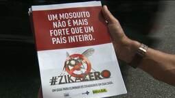 Ações de combate à dengue são feitas em Campina Grande no dia 'D'