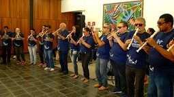 UFRN oferece ensino de música para deficientes visuais