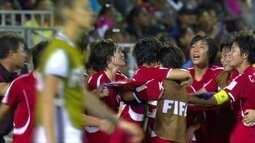 Os gols de Coreia do Norte 3 x 1 França pela final da Copa do Mundo Feminina Sub-20