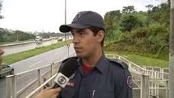 Tenente do Corpo de Bombeiros orienta para evitar situações de risco com a chuva