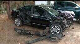 Acidente provocado por motorista embriagado deixa uma mulher morta e vários feridos