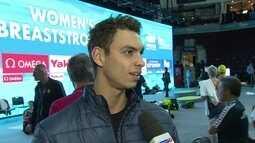 Catorze brasileiros participam do Mundial de natação de piscina curta no Canadá