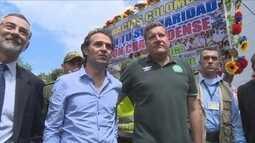 Solidariedade diminui distâncias entre Medellín e Chapecó