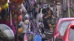 Comércio de pirataria é alvo de pesquisa em Porto Velho