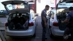 Três homens são presos suspeitos de assaltarem casa em condomínio de Itu