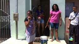 Falta de água gera transtornos no Bairro Santa Maria em Aracaju
