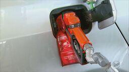 Preço da gasolina sobe nos postos da região de São Carlos
