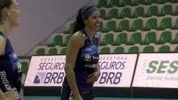 Times de basquete e vôlei de Brasília estão em harmonia e seguem bem nas competições