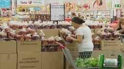 Vendas em supermercados têm balanço positivo no último trimestre do ano em Uberlândia