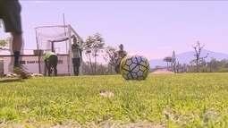 Figueirense se prepara para a última partida do ano contra o Sport
