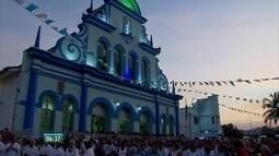 Nossa Senhora da Conceição recebe homenagens de milhares de fiéis em Moreno