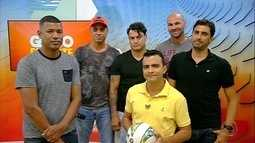 Globo Esporte MS - programa de sexta-feira, 09/12/2016 - 1º bloco
