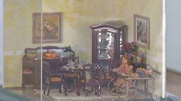 Casarão do Chá, em Mogi das Cruzes, tem exposição de miniaturas