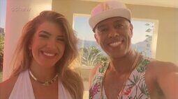 MC Koringa e Lorena Improta mandam recado